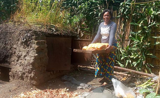 Reducing Gender Inequalities in Congo.