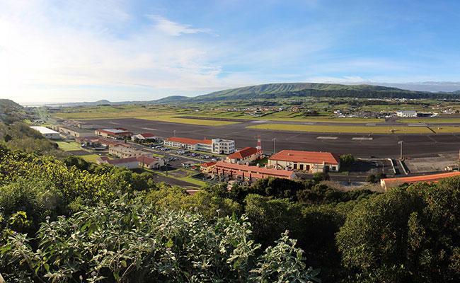 Area Development Plan, Lajes Field Azores, 2017