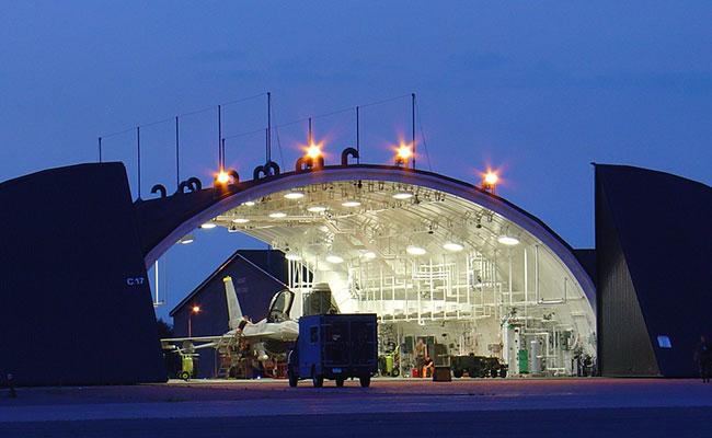 Sustainable Lighting Project, Misawa Air Base Japan, 2014