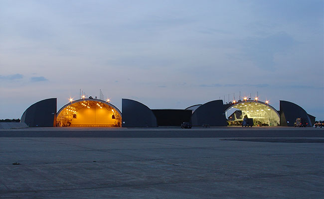 Sustainable Lighting Project, Misawa Air Base Japan, 2014
