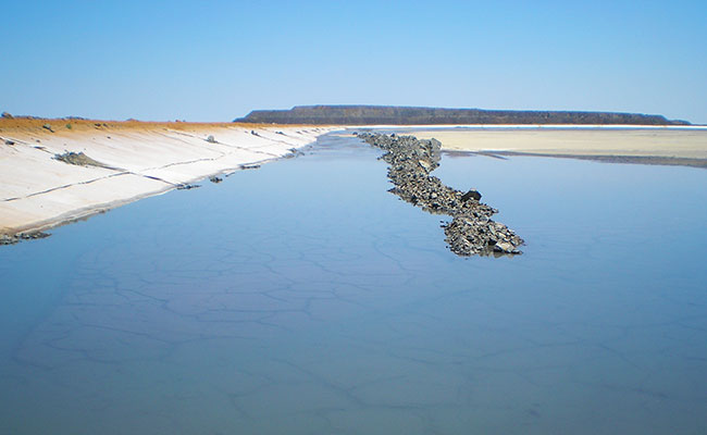 Tetra Tech provides services for the full mine life cycle, including mine tailings dams, in Australia