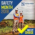 Tetra Tech recognizes June as Safety Month by reaffirming our commitment to health and safety for all employees.