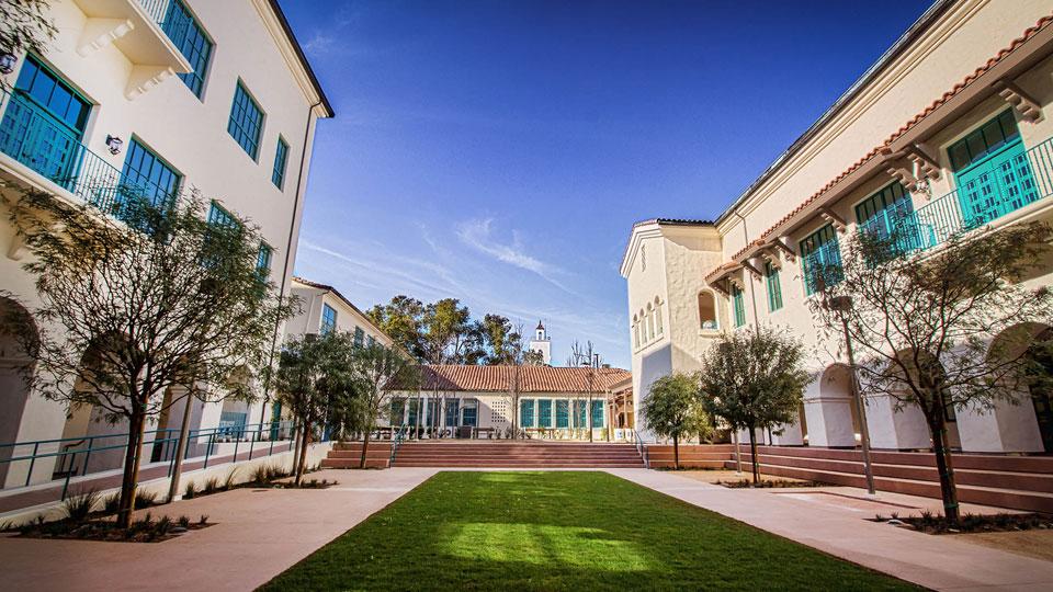 San Diego State University Engineering & Interdisciplinary Sciences Building