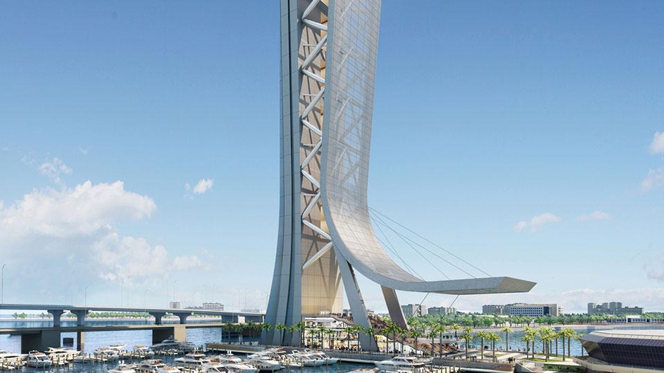 Tetra Tech provided services for SkyRise Miami in Miami, Florida.