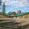 First Nation of Na-Cho Nyäk Dun Government House, Mayo Yukon
