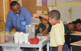 : Our Science, Technology, Engineering, and Mathematics (STEM) Program is helping grow the next generation of innovators
