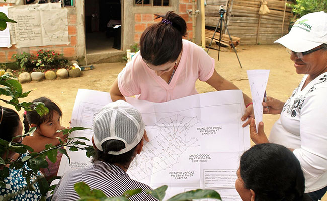 Developing global, industry-leading expertise for land tenure and property rights