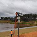 Tetra Tech developed microseismic technology to monitor tailings dams,