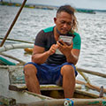Tetra Tech partnered with USAID to develop the eCDT system to help reduce illegal fishing in Southeast Asia.