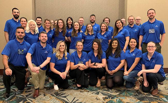 Tetra Tech S Leadership Academy Class Of 2019 Hones Their Risk And Financial Management Skills Tetra Tech
