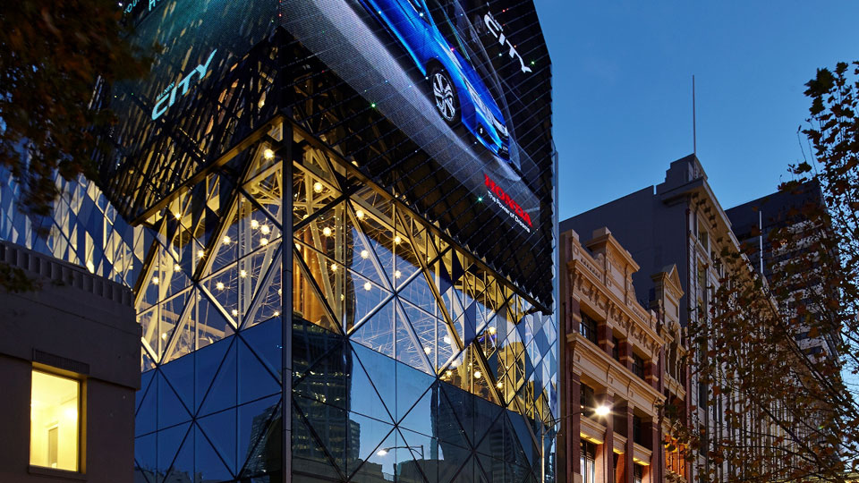 The Emporium has transformed the shopping experience in the Melbourne central business district.