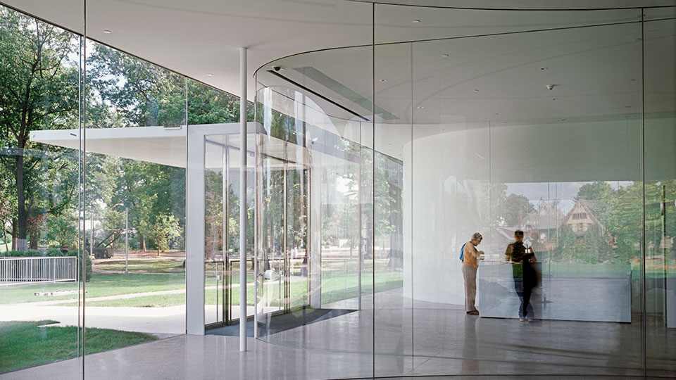 Toledo Museum of Art—The Glass Pavilion