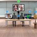 Tetra Tech's design for Virtual Town Hall Website