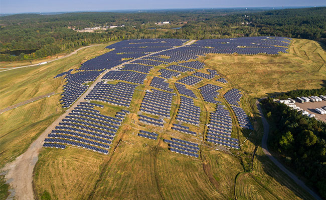 Tetra Tech will discuss solar development on landfills at WASTECON 2019