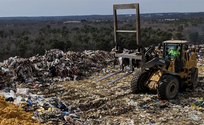 PFAS can be present in many landfilled waste materials coming from both residential and commercial sources.