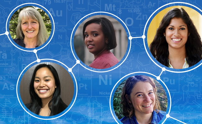 Tetra Tech values the contributions of women in STEM and celebrates our women innovators who are Leading with Science®.