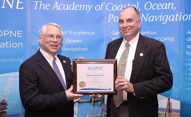 Empleados de Tetra Tech reciben galardón de la Sociedad Estadounidense de Ingenieros Civiles