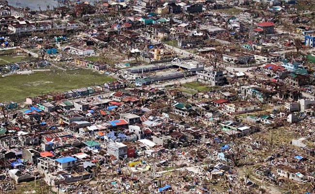 Empleados de Tetra Tech participan en iniciativas de ayuda humanitaria tras tifón en Filipinas